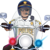 OPD Motorcycle Officer